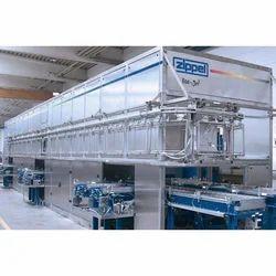 Conveyorised Cleaning System