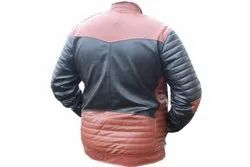 RR Sons Faux Leather Sports Jacket