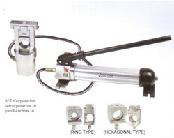Jainson HPCT-150 B 1000 Sqmm Hydraulic Crimper