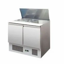 Salad Preparation Counter 240Ltr 304 SS