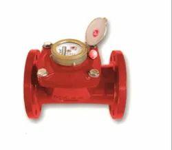 Kranti Hot Water Meter Flanged