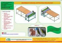 Medical Cotton Bandage Making Machines