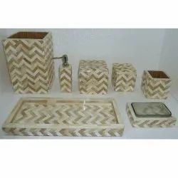CIB-536 MDF Resin Bathroom Sets