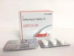 Azithromycin Tablets l.P.