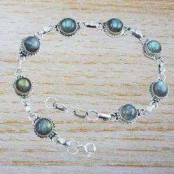 Labradorite Gemstone Beautiful Jewelry Unique Bracelet