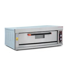 Electric Pizza Oven 1 Deck 2 Tray