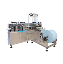 Dr.Onic 3 Fully Automatic Non Woven Shoe Cover Making Machine