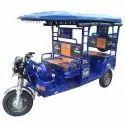 1000 W Battery Operated Rickshaw