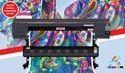 UN-5196- 6 Head Digital Dye Sublimation Printing Machine