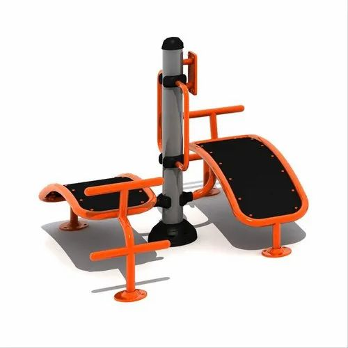 Double Sit-Up Board