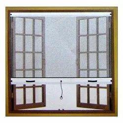 Aluminium Window Mosquito Roller Net, Packaging Type: Roll