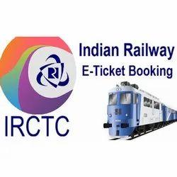 IRCTC E Ticket Booking Service, Pan India