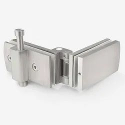 CR-SFS-13-L/R Glass to Glass Center Hinge with Lock