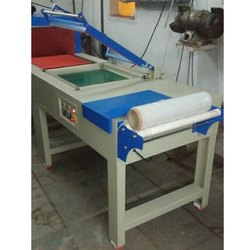Panch Seal Polypropylene Automatic L Sealer Machine With Shrink Tunnel, Model Name/Number: PS-LWS, Voltage: 230 V