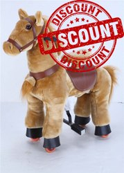 Kiddie Horse Ride (Small)