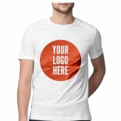 Polyester Sublimation T Shirt Printing Service, Included