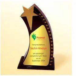 WM 9886 Star Award Trophy
