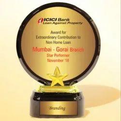 WM 9862 Award Trophy