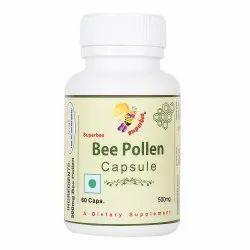 Pollen Capsule 500 Mg (60pc)