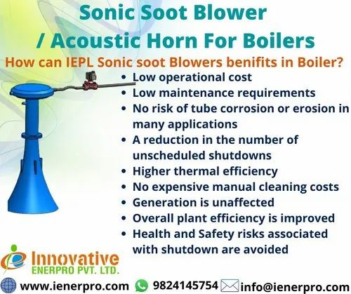 Sonic Soot Blowers