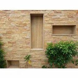 English Willow Sand Stone Split Brick