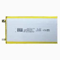 10000Mah 3.7V Lithium Polymer Battery Size 8870129