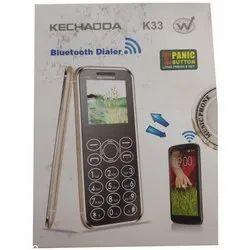 Silver K 33 Kechaoda Mobile Phones