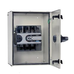 Automatic 2 Pole HPL Changeover Switch