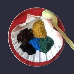 Paver Block Iron Oxide Colour Pigment