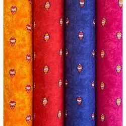 Textile Unstitched Cotton Fabric