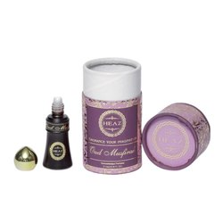 Heaz 100% Oud Musfirah Concentrated Roll On Perfume, Packaging Size: 10 Ml