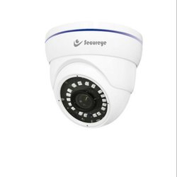 4 MP IP Dome IR Camera