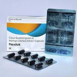 Cissus Quadrangularis And Moringa Oleifera Extract Capsules