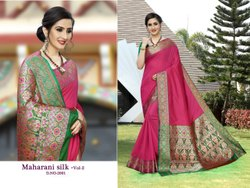 Designer Soft Kota Silk Saree