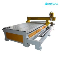 Rotary CNC Wood Router