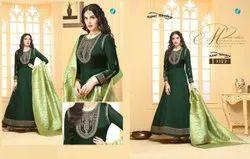 Georgette Party Wear Ladies Salwar Suits