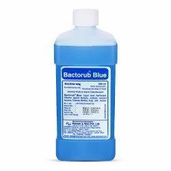 Raman & Weil Bactorub Blue