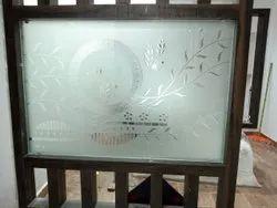 Designer Printed Glass