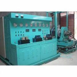 Hydraulic Test Rig