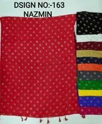 Nazamin Foil Dupatta