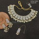 Traditional Designer Kundan Necklace Set