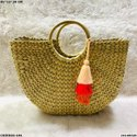 Summer Beach Straw Bags