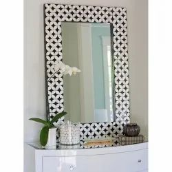CII-870 MDF Resin Wall Mirror