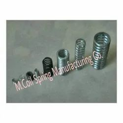 M.coil Spring Stainless Steel 304 Compression Spring, Packaging Type: Box