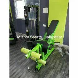 Powder Coated Leg Curl Extension Machine