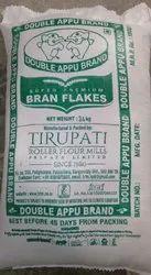 Double Appu Indian Bran Flakes - 34 Kg