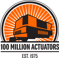 100 Millionth Actuator