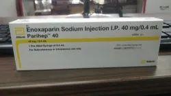 Parihep 40 mg/0.4 ml Enoxaparin Injection