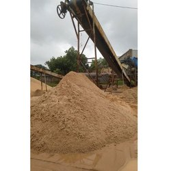 Brown Silica River Sand, Packaging Size: 50 Kg, Packaging Type: Pp Bag