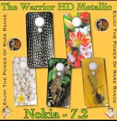 Plastic Nokia 7.2 Printed Mobile Back Cover